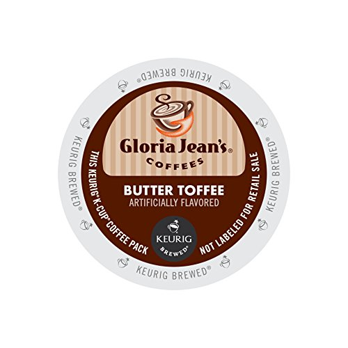 Gloria Jeans Butter Toffee Flavored product image