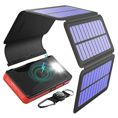 BLAVOR Solar Charger Five