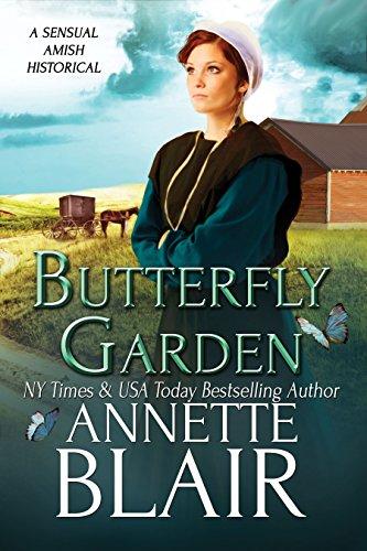 Blair Garden - Butterfly Garden: A Sensual Amish Historical Romance
