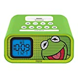 Kermit the Frog Dual Alarm Clock and 30-Pin iPod