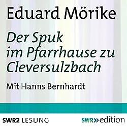 Der Spuk im Pfarrhause zu Cleversulzbach