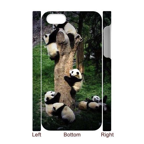 SYYCH Phone case Of Panda Cover Case For Iphone 4/4s