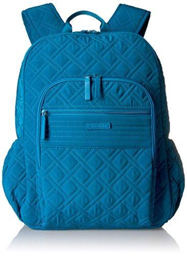 Vera Bradley Women's Backpack,Bahama Bay [並行輸入品]   B07H3JYM8H