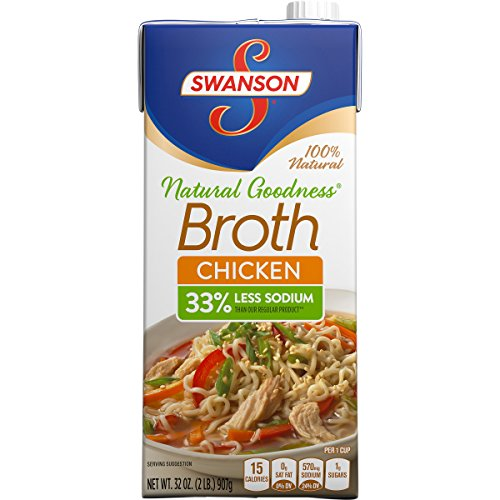 Swanson Natural Goodness Chicken Broth product image