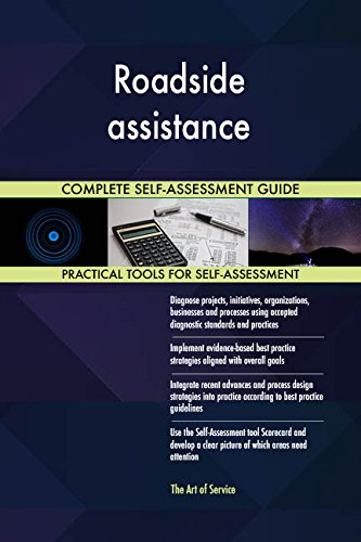 Roadside assistance Toolkit: best-practice templates, step-by-step work plans and maturity diagnostics