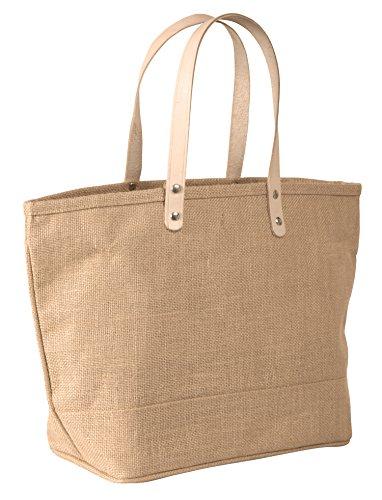 Jute Tote Bag - 4