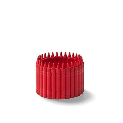 Crayola Crayon Cup, Red: Toys & Games