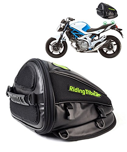 Motorcycle Back Seat Bag - 1
