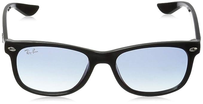 70f94c4102 Amazon.com  Ray-Ban Junior Kids  0rj9052s Iridium Square Sunglasses ...