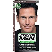 Just for Men H55 Real Black Hair Color 60 ml