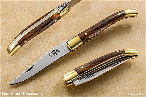Laguiole Pocket - Authentic 7cm Forge de Laguiole Pocket Knife - Pistachio
