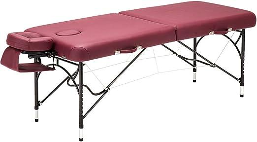 Cama de masaje Masaje Plegable PortáTil Mesa De Masaje Tratamiento ...