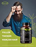 Hair Growth Supplement for Men - Hair, Skin and