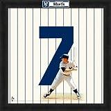 Mickey Mantle New York Yankees 20X20 Uniframe Photo