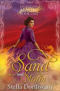 Sand And Storm by Stella Dorthwany ebook deal