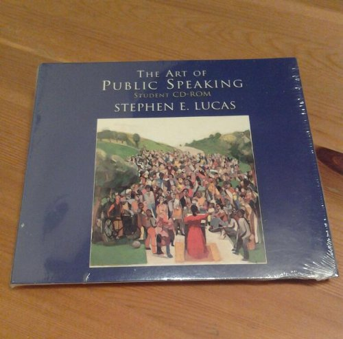 Student CD-ROM to accompany The Art of Public Speaking