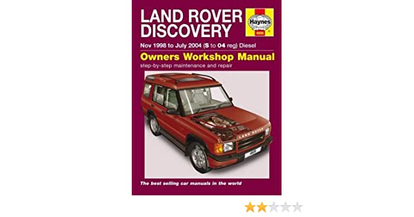 Land Rover Discovery: Haynes Publishing (author