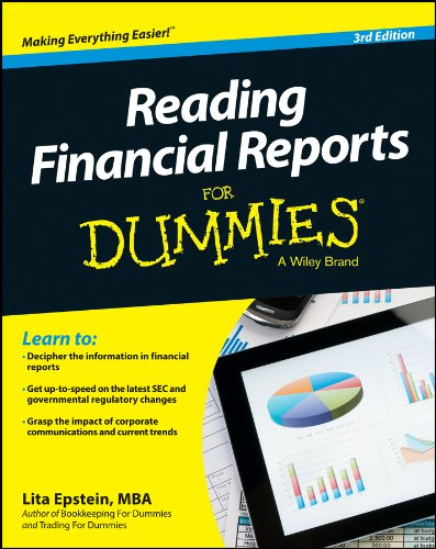 Image for Reading Financial Reports For Dummies