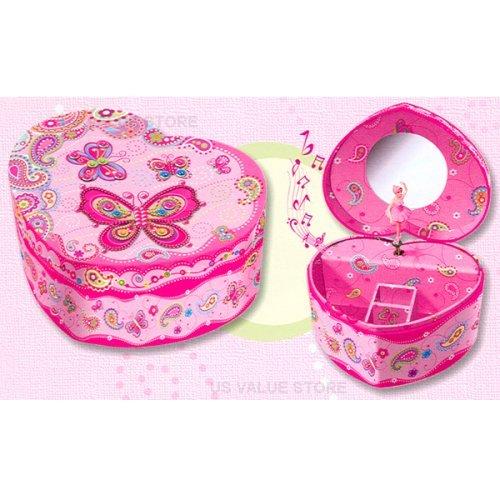 Fancy Jewelry Box (Pecoware Fancy Butterfly Musical Jewelry)