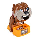 Tricky Dog Games Toy, Flake Out Bad Dog Bones Cards Tricky Toy Games for Parent-Child Kid Play Fun