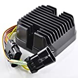 #8: Mosfet Voltage Regulator Rectifier For Polaris Ranger 500/700 RZR 800 Sportsman 500/700 / 800 2007 2008 2009 2010 OEM Repl.# 4011925 4012384 4011569