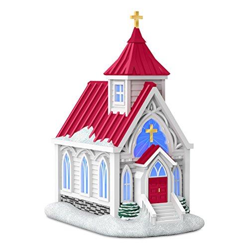Hallmark Keepsake 2017 Candlelight Service Christmas Ornament