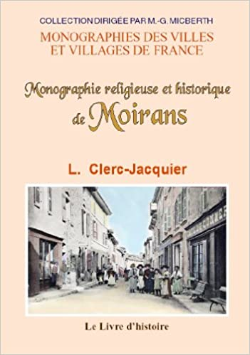 Téléchargements gratuits de livres audio complets Histoire de Moirans en français RTF 2877601641 by L Clerc-Jacquier