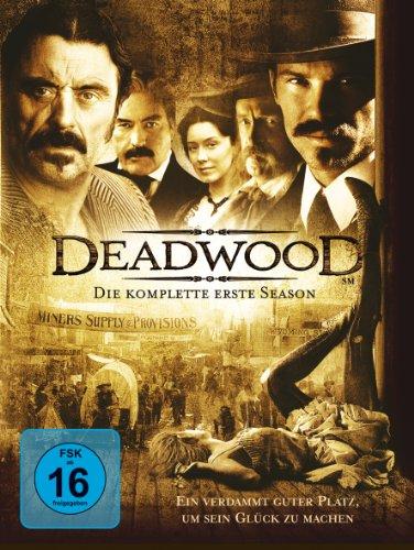 Price comparison product image Deadwood - Season 1 (4-DVD)(2)