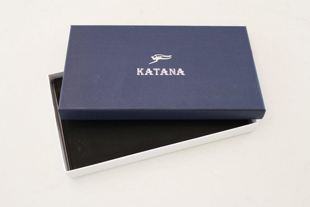 Porte-ch/équier Katana Cuir de Vachette Souple Gras K 653008