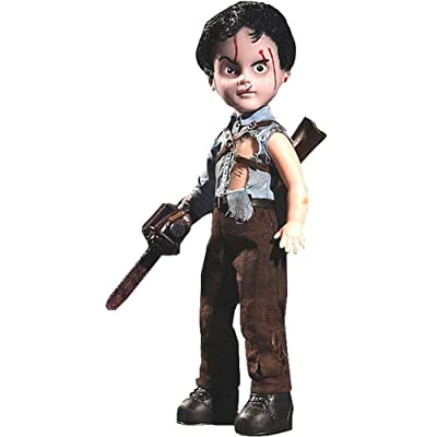 Living Dead Dolls Evil Dead 2 Ash Doll: Toys & Games