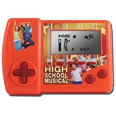 Zizzle High School Musical Handheld Game: Toys & Games