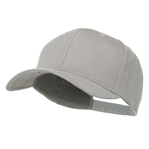 Image Unavailable. Image not available for. Color  New Big Size Deluxe  Cotton Cap ... 56386747ae2f