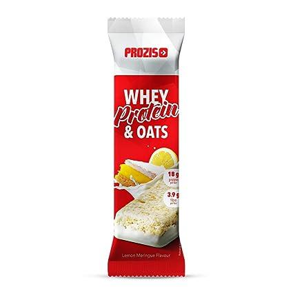 Prozis Whey Protein & Oats 80 g Merengue de limón Excelente ...