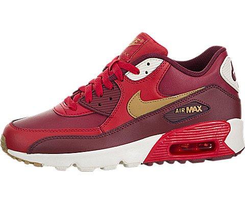 NIKE Kids Air Max 90 LTR (GS) Running Shoe