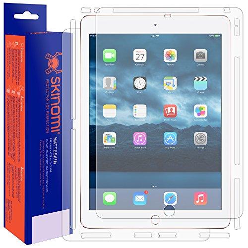 Skinomi MatteSkin Apple iPad Pro 9.7 Premium Anti-Glare Full