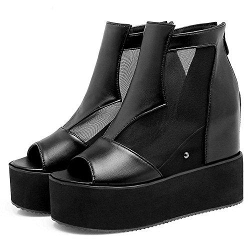 Sandales 27 TAOFFEN Black Augmentation Femmes w0EvqPZ