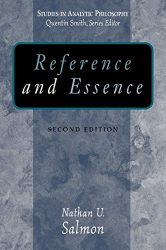 Reference and Essence (Studies in Analytic Philosophy)