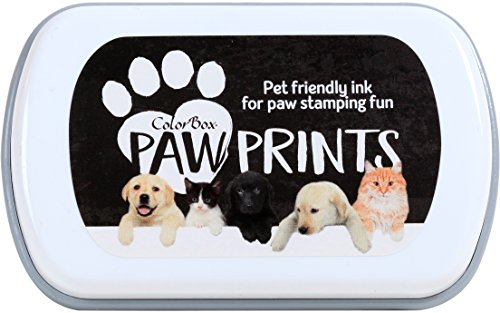 ColorBox Pet Inkpad Full Size Black -