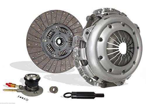 C1500 Clutch Flywheel (Clutch Kit Slave Fits Chevy Gmc C/K Pickups Silverado 5.0L 5.7L 8Cyl)
