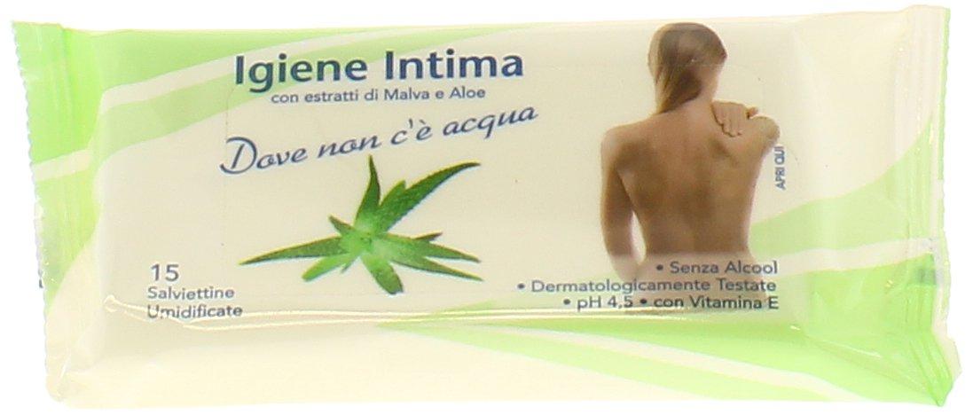 Dove - Igiene Intima - Toallitas húmedas intimas - 15 toallitas: Amazon.es: Salud y cuidado personal