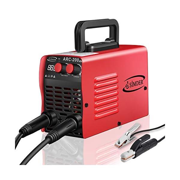 Arc Welder 160Amp 110V 220V Stick MMA Welding Machine IGBT Digital Smart VRD Hot Start fits Below 3.2mm Welding rods