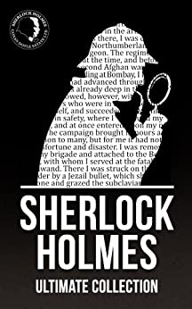 Sherlock Holmes: The Ultimate Collection by [Doyle, Arthur Conan, Books, Maplewood]