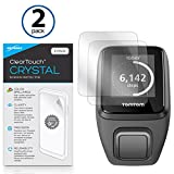 TomTom Spark 3 Screen Protector, BoxWave