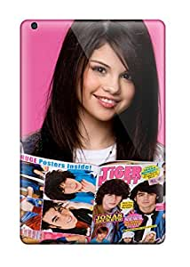 New Selena Gomez 104 Tpu Case Cover, Anti-scratch CaseyKBrown Phone Case For Ipad Mini/mini 2 BY icecream design