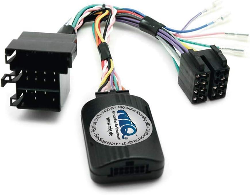 Can Bus Steering Wheel Remote Control Adaptor For Fiat Elektronik