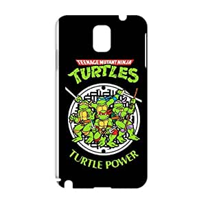 Cool-benz Teenage Mutant Ninja Turtles 3D Phone Case for Samsung Galaxy Note3