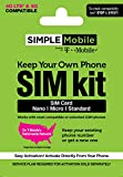 Simple Mobile Keep Your Own Phone 3-in-1 Prepaid