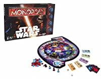 Hasbro Spiele B0324100 - Star Wars Monopoly