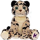 Microsoft Kinectimals 7 Inch Animals Plush Bornean Clouded Leopard