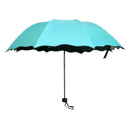 Sucastle Lluvia, paraguas, creatividad, agua, florecimiento, paraguas, vinilo, UV